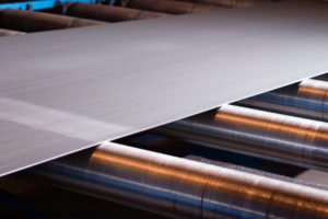 titanium sheet metal fabrication