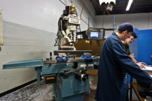 CNC machine shops near portland